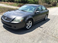 Nissan - Altima - 2005 inf  [PHONE NUMBER HIDDEN]  North Little Rock, 72117