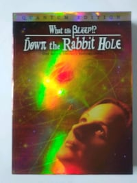 What in the bleep!? Down the Rabbit hole dvd