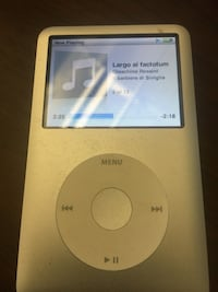 iPod classic 160 gb in good shape null