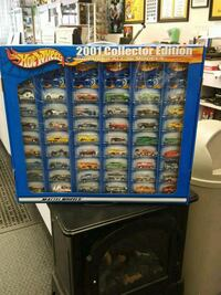 2001 hotwheels complete collection Toronto, M4C 1M1