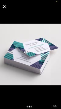 Business Card Special!!  Oakville