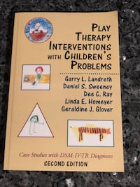 Play Therapy Textbook  Mississauga, L4Z 3A2