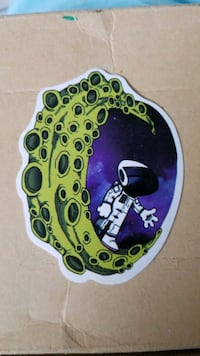 Space sticker #2 Clovis, 93612
