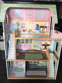 Kids doll house Edmonton, T5X 2X2