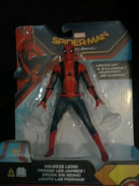 Marvel Spider-Man action figure pack Bergen, 5033