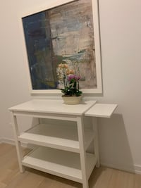 Crate and barrel changing table