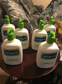 6 brand new never used 20 oz Cetaphil lotion check out my other items on this page message me if you interested interested gaithersburg md 20877 Gaithersburg, 20877