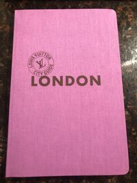 Louis Vuitton London City Guide Fairfax, 22030
