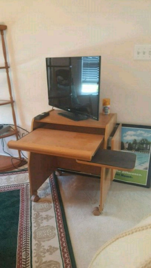 TV or computer stand (TV not included)