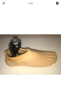 OSSUR SURE FLEX FOOT Prosthetic Size 29 (11.42in)  Right Foot. Excellent Condition Austin, 78725
