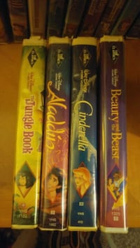 Disney VHS classics Knoxville, 37923