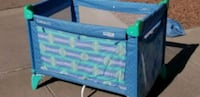 GRACO Pack and Play portable baby bed crib travel El Paso, 79912
