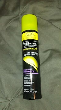 121 g Tresemme Dry shampoo Independence, 64052