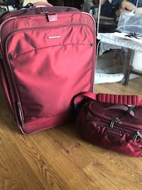 Luggage : Briggs & Riley Travelware set Mc Lean, 22102