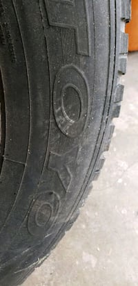 Winter  tire   Mississauga, L5M 1G9