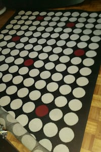 Contemporary Area Rug Mississauga, L5J 4B3