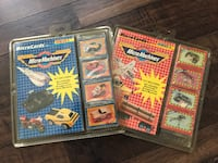 Micro Machine Series 1 & 2 Books/Cards Simi Valley