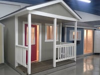 STAYCATION? Enjoy it in a Tuff Shed Recreational Shed!