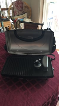 black and gray electric grill North Potomac, 20878