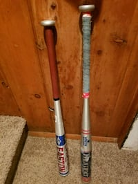 2 Softball Bats Milwaukee, 53225