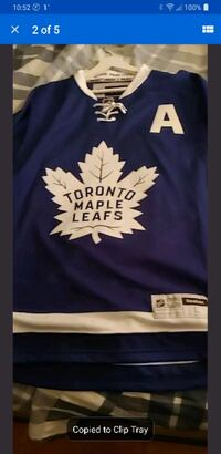 Morgan Reilly signed jersey Toronto, M3A 2S8