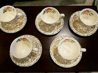 China cup and saucer set Nokesville, 20181