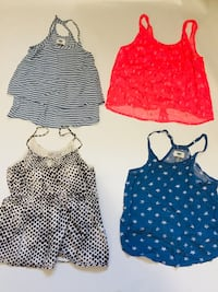 cute summer old navy shirts size 8 London, N6H 0C2