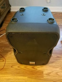 black and gray portable speaker Westmont, 60559