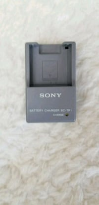 black Sony battery charger 8C-TR1 Annandale