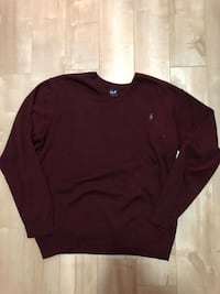 Polo Sweatshirt , Great Condition , SIZE L, packaged ,  [PHONE NUMBER HIDDEN]  Halifax, B3S 1E3