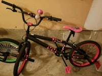 black and red BMX bike Rockville, 20850