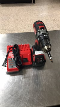 milwaukee drill with battery and charger  2154-1 North Fort Myers, 33903