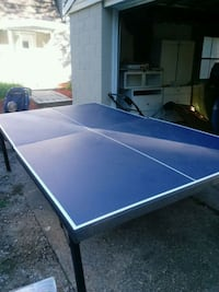 Ping pong table with paddles Grand Haven, 49417
