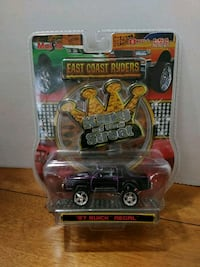 87 Buick Regal. East Coast Riders. Die cast Vaughan, L4L 1N2