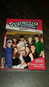Degrassi -the next generation  Barrie