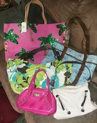 Women's totes and handbags Poca