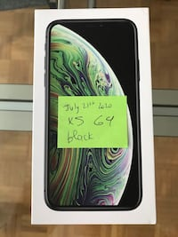 iPhone XS Max 64GB with Apple Care