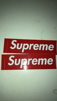 Supreme Sticker Haverhill, 01832
