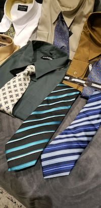 SHIRTS AND TIE SETS Mississauga, L5V 2R4