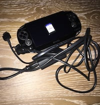 PS Vita 16GB along with charger and FIFA/Selling it on thursday, everyone make offers Toronto, M6B 2A6