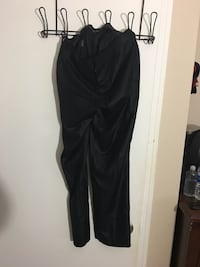 Black casual pants 32 by 30 Sterling, 20165