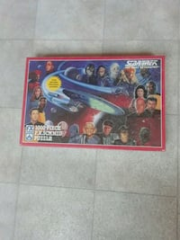 Vintage 1000 Piece Star Trek The Next Generation P Pavo, 31778