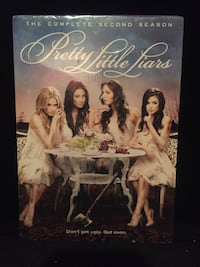 *New* Pretty Little Liars Season 2 DVD   Welland, L3C 1M8