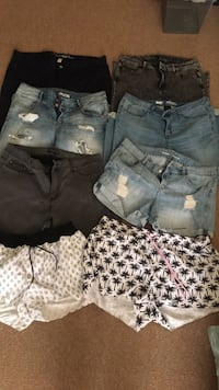 Women's jeans/shorts Daly City, 94015