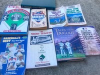 9 baseball books