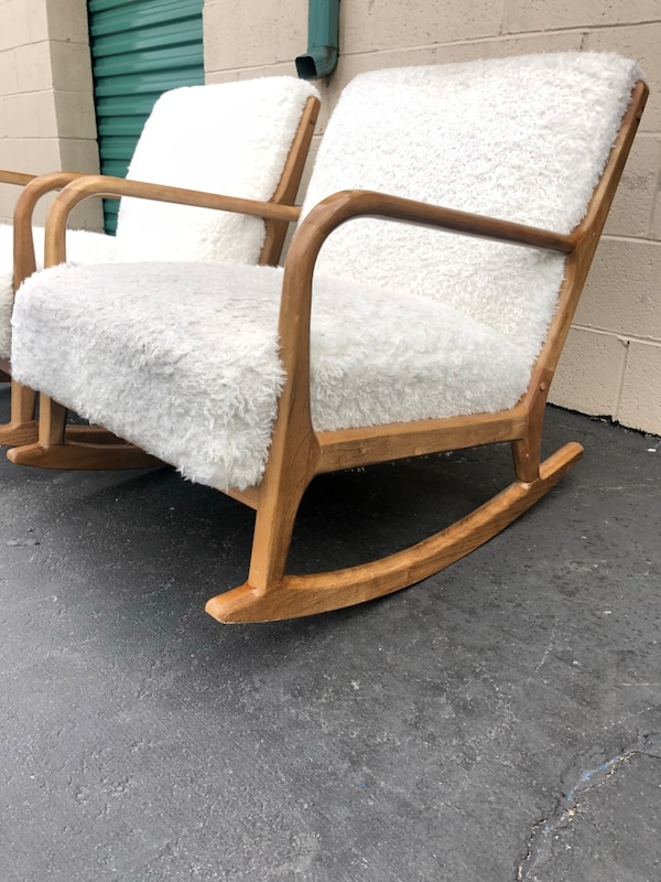 Strange Esters Wood Arm Chair Sherpa Project 62 Evergreenethics Interior Chair Design Evergreenethicsorg