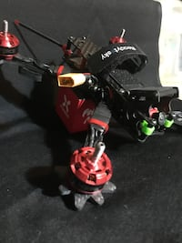 red and black ride on toy Brandon, 33510