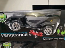 NEW RC All Terrain Race Car