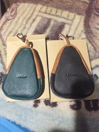 Bnib loopo leather change purses  Brampton, L6Z 1C9
