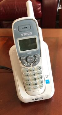 Brand new white Cordless phone
